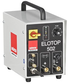 Сварочный аппарат ELOTOP 502